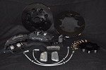 Toyota Supra MKIV Front 13in 4 Piston Wilwood Big Brake Kit